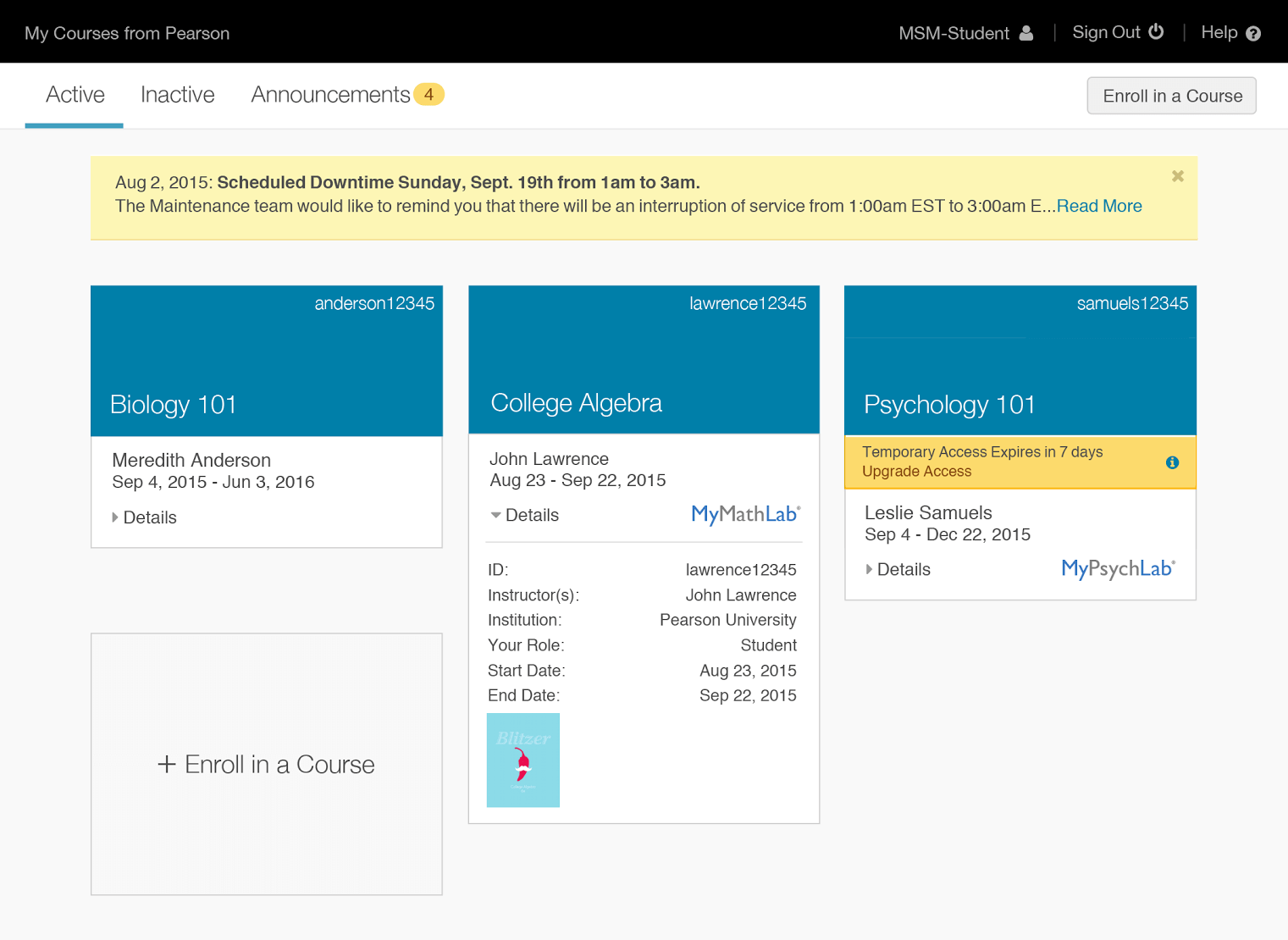 New MyLab <b>Math</b> Features for Summer 2015   Pearson