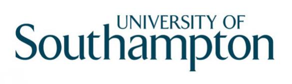 University of Southampton, UK